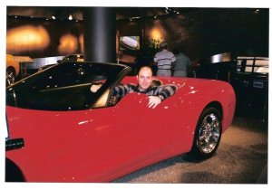 Mino Red Car