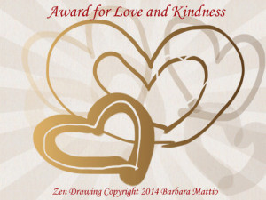 The Award Acts of Love and Kindness