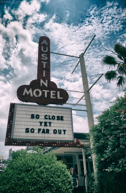 Austin, Historic, Signs, Texas