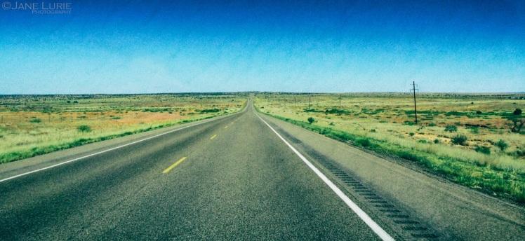 Landscape, Travel, Highway,