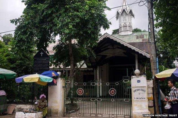 Armenian Church of Myanmar
