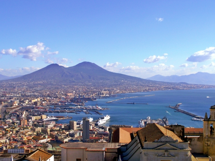 The city of Naples