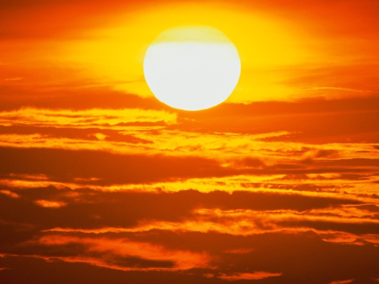The Sun Swirls